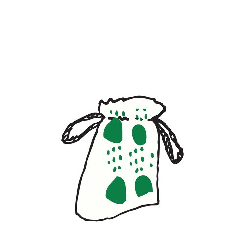 pouch_dot (green)