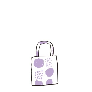 bag_dot_tote (lilac)