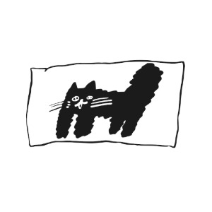 [주문제작] BLACK CAT PILLOW (~11/22)